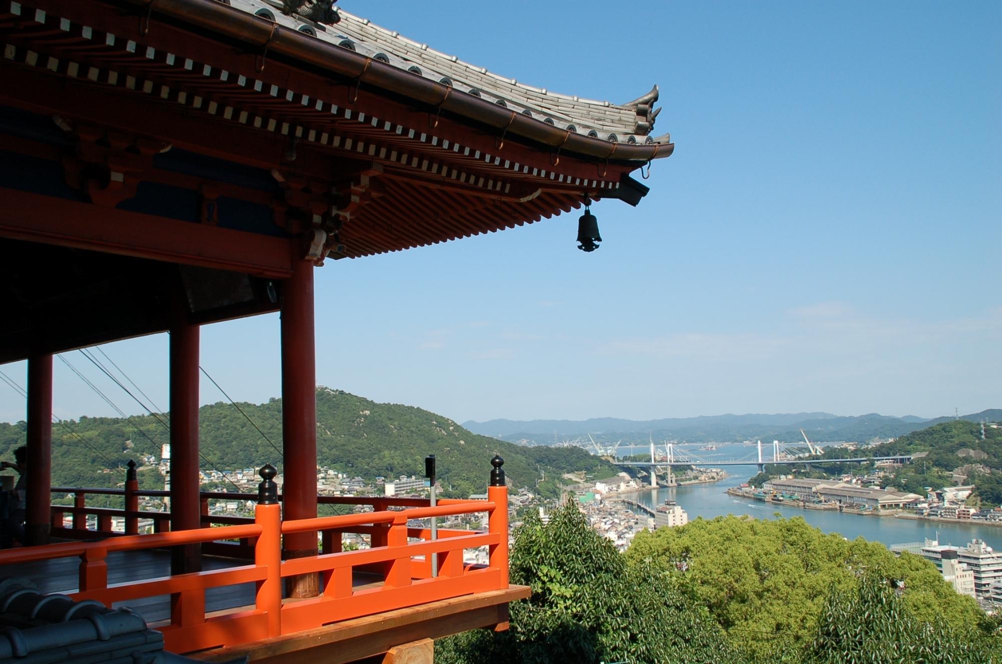尾道、千光寺、公式ホームページ | 広島県尾道市,千光寺は歴史ある玉の岩伝説の伝わる古寺